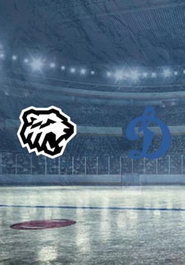 ХК Трактор - ХК Динамо М logo