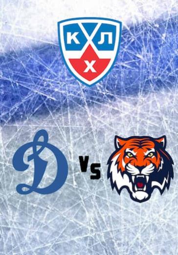 Динамо Москва - Амур logo