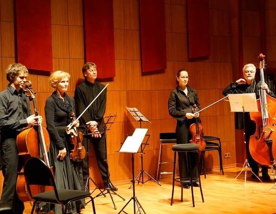 Шедевры Баха для контратенора и органа с оркестром