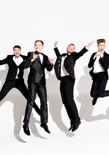 Группа «Пятеро». Nano A Cappella. Возвращение logo