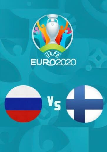 Евро 2020, Группа B, матч 15 Россия - Финляндия logo
