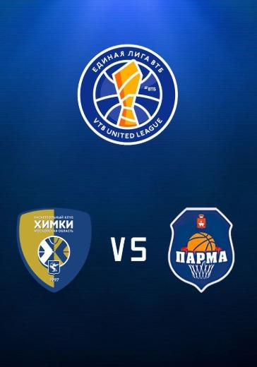 Химки - ПАРМА logo