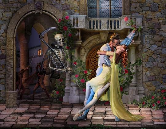Ромео и Джульетта. Государственный академический театр классического балета Н.Касаткиной и В.Василёва