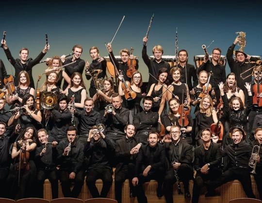 Российский национальный молодёжный симфонический оркестр, Александр Лазарев, Александр Канторов