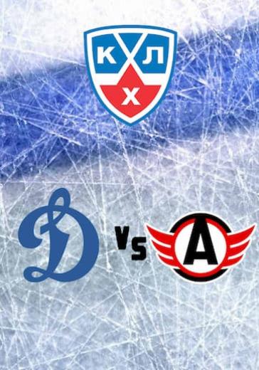 Динамо Москва - Автомобилист logo