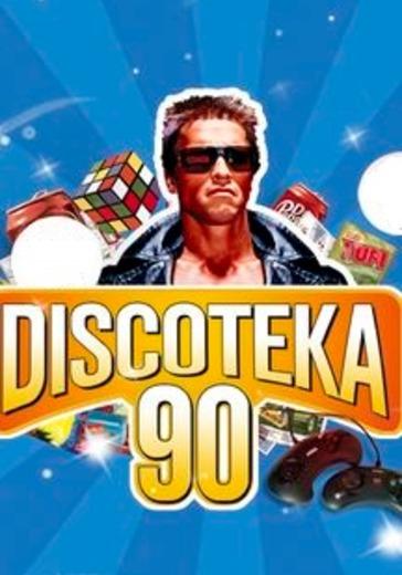 Дискотека 90-х logo