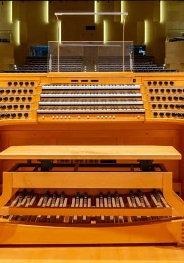 Голоса органов мира. Один инструмент, два концерта, шесть исторических органов, множество музыкальных открытий logo