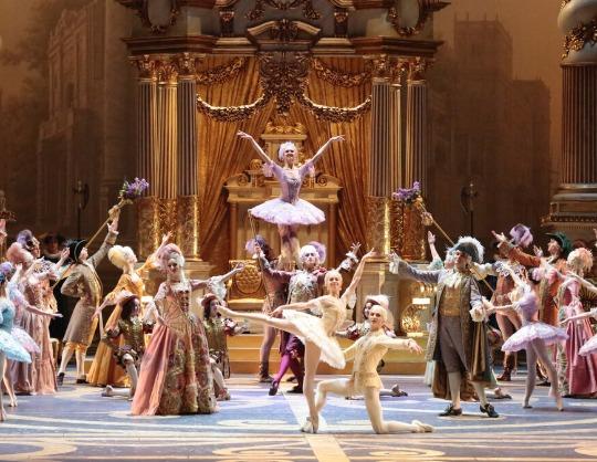 Спящая красавица (Спектакль Театра балета им. Л. Якобсона)