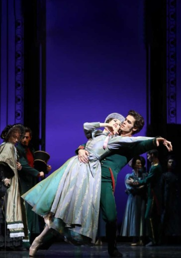 Пиковая дама (Спектакль Театра балета им. Л. Якобсона) logo