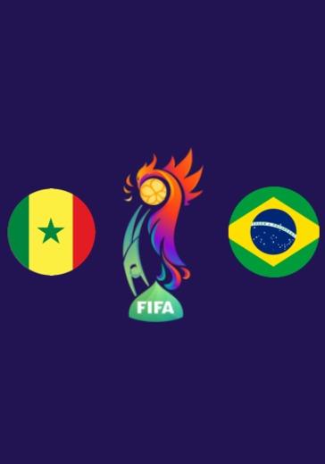 ЧМ по пляжному футболу FIFA. 1/4 финала, Сенегал - Бразилия logo