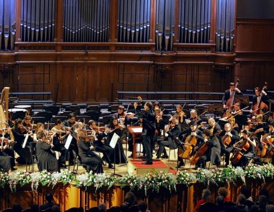 Праздничный концерт ко Дню 8 марта