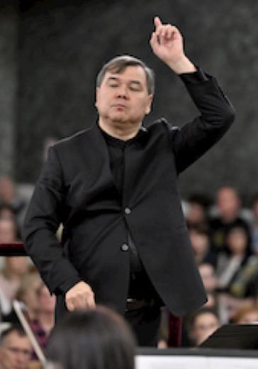 Челябинский симфонический оркестр Солист – Денис Мацуев, фортепиано logo