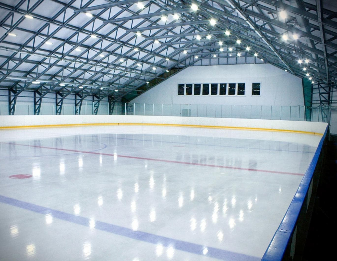 Ледовый Дворец Брянск