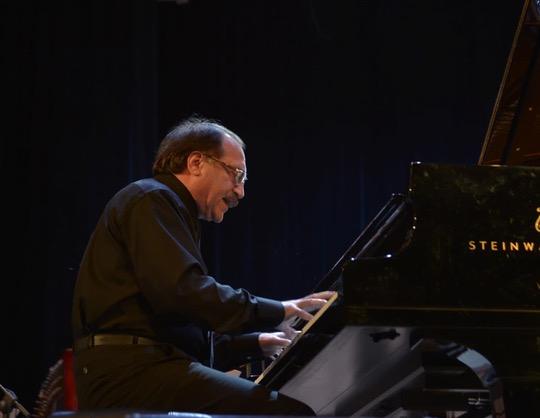 Даниил Крамер. «Игры в джаз»
