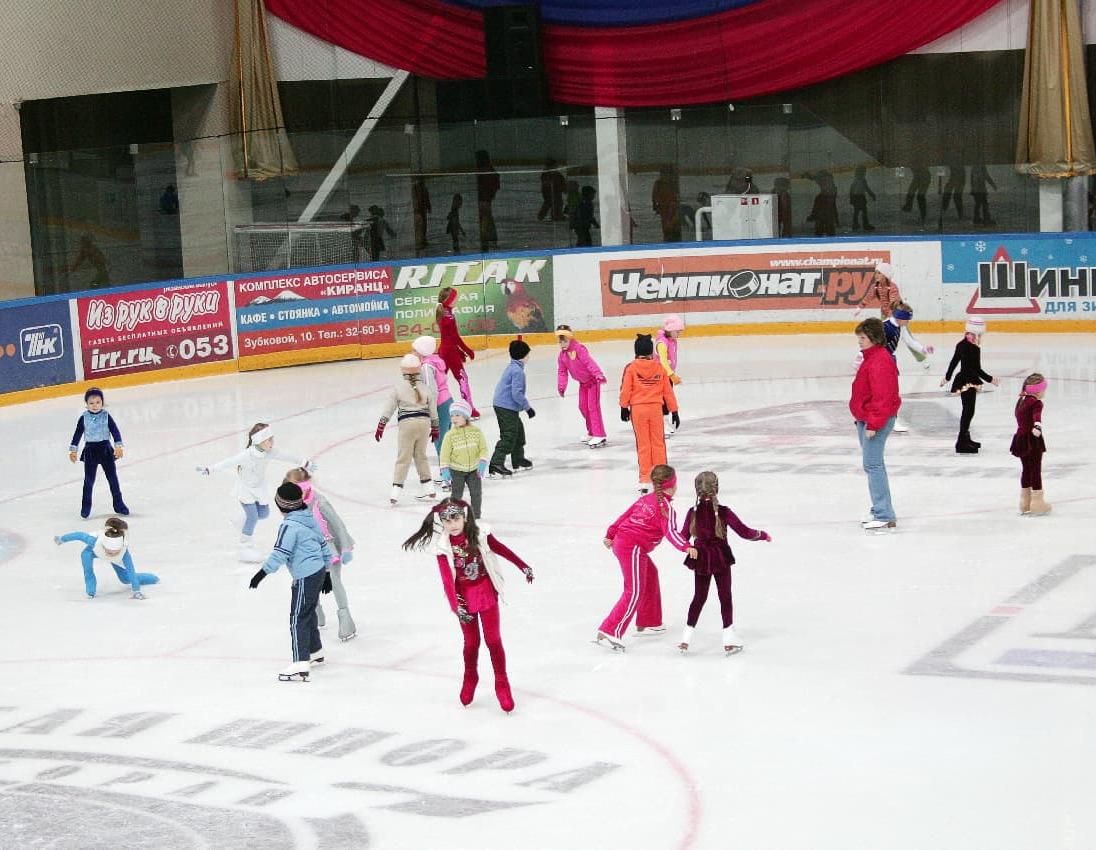 Дворец спорта «Олимпийский»