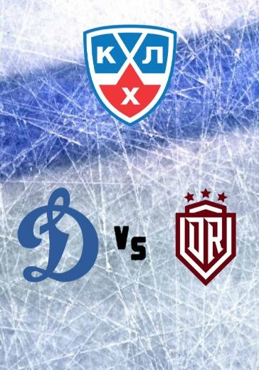 Динамо Москва - Динамо Рига logo