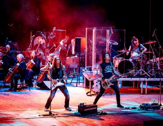 Концерт «Metallica Show S&M Tribute»