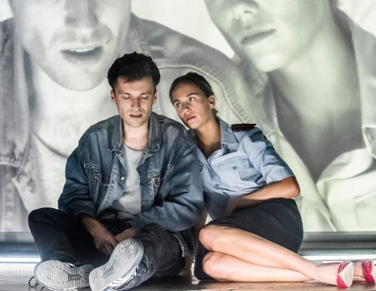 Человек из Подольска (Театр Оскараса Коршуноваса / Вильнюсский городской театр Совместно с RAION)