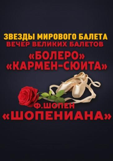 Звезды мирового балета logo