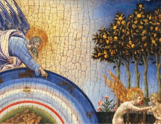Из фрески вечность