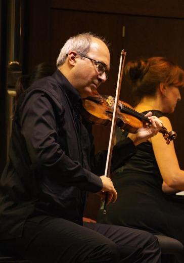 Все скрипичные сонаты Бетховена. 4-й вечер logo