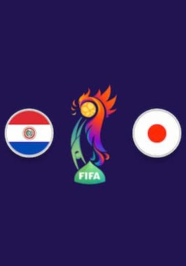 ЧМ по пляжному футболу FIFA, Парагвай - Япония logo