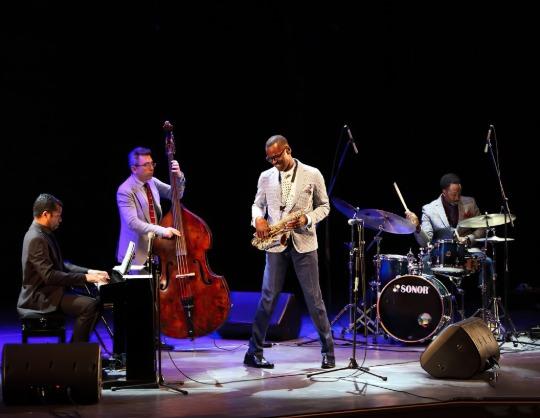 Марк Гросс и его джаз-квартет