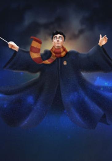 Cinemaniacs Orchestra. «Harry Potter» logo