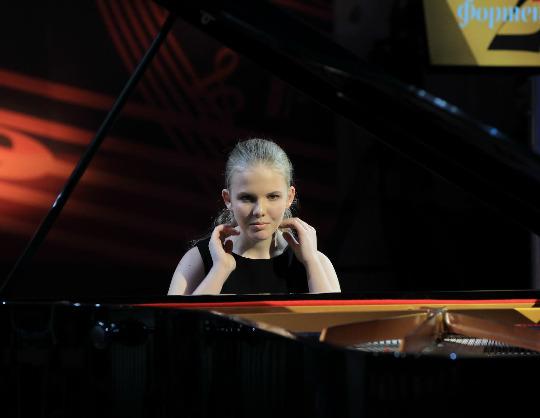 Молодые таланты. Ева Геворгян (фортепиано)