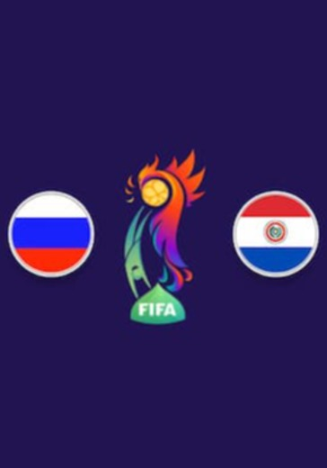 ЧМ по пляжному футболу FIFA, Россия - Парагвай logo