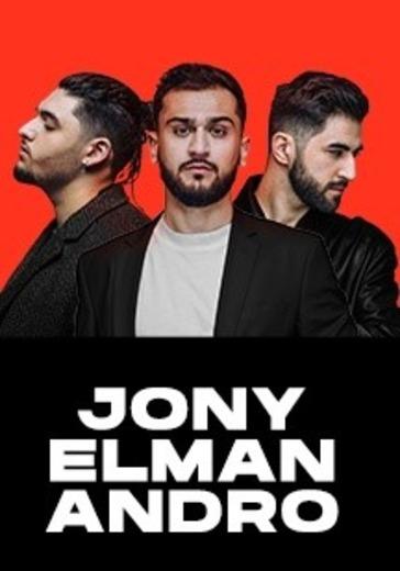 JONY, ANDRO, ELMAN logo