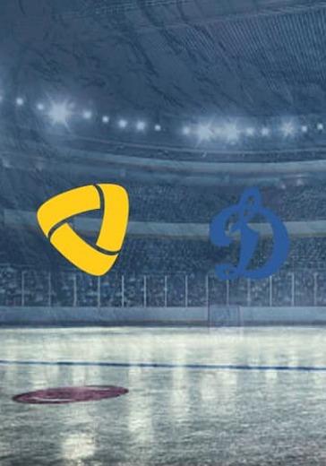ХК Северсталь - ХК Динамо М logo