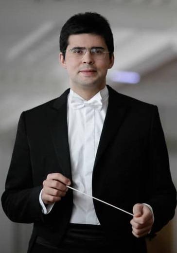 Концерт № 1 для фортепиано с оркестром. Валентин Урюпин, Андрей Гугнин logo