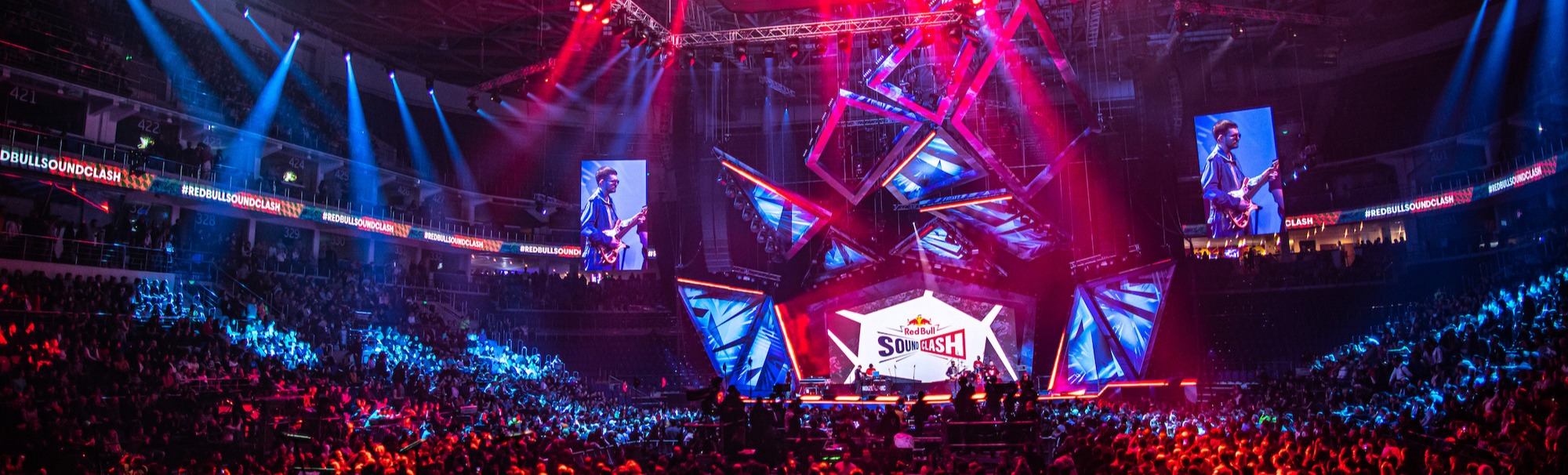 Ленинград vs Noize MC Red Bull SoundClash
