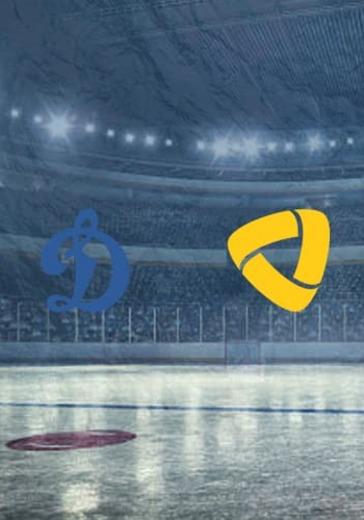 ХК Динамо М - ХК Северсталь logo