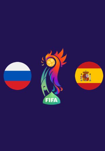 ЧМ по пляжному футболу FIFA. 1/4 финала, Россия - Испания logo