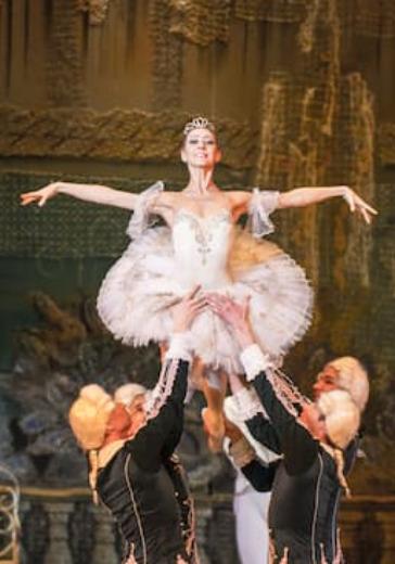 Спящая красавица. Государственный академический театр классического балета Н.Касаткиной и В.Василёва logo