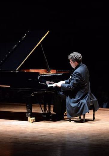 Денис Мацуев, фортепиано logo