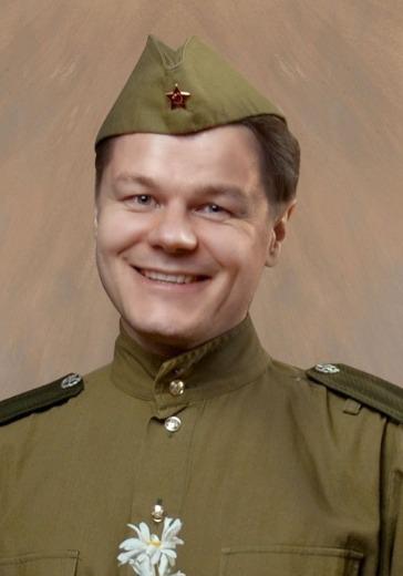 Василий Теркин logo