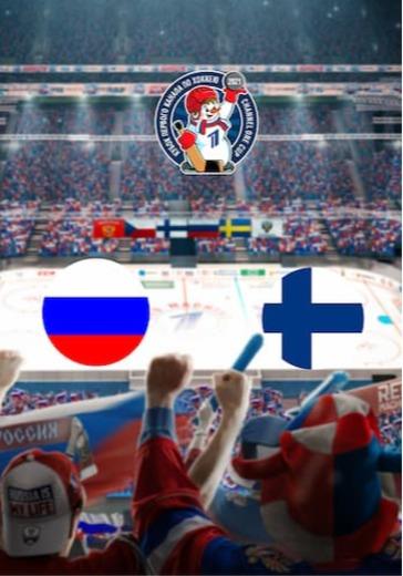 Россия - Финляндия logo