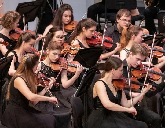 Концерт-открытие XII Международного фестиваля камерного исполнительства «Серебряная лира»