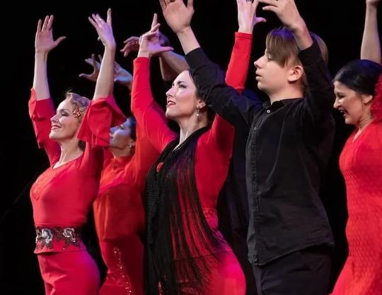 Фламенко, танго и джаз
