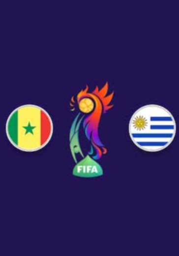 ЧМ по пляжному футболу FIFA, Сенегал - Уругвай logo