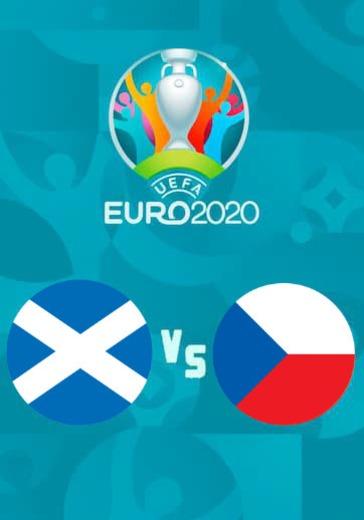 Шотландия - Чехия, Евро-2020, Группа D logo