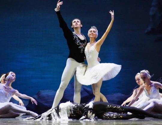 Лебединое озеро (Театр Балета им. П. И. Чайковского)