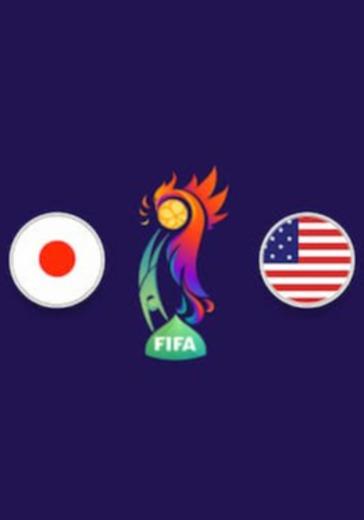ЧМ по пляжному футболу FIFA, Япония - США logo