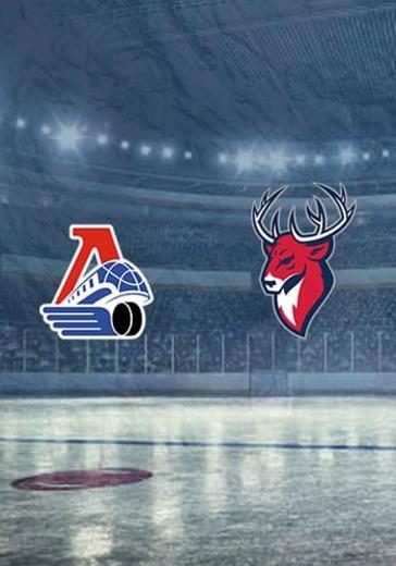 ХК Локомотив - ХК Торпедо logo