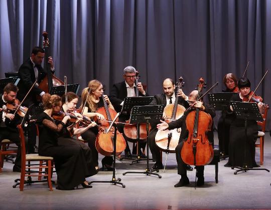 «Времена года. Вивальди. Пьяццолла»