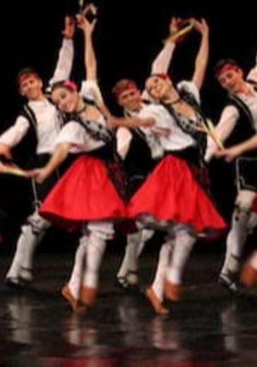 Государственный академический ансамбль народного танца имени Игоря Моисеева logo