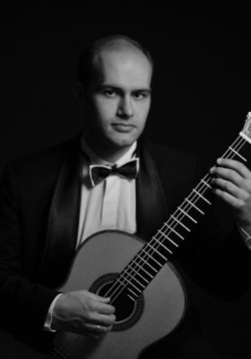 Антон Баранов, Ровшан Мамедкулиев (гитара) logo